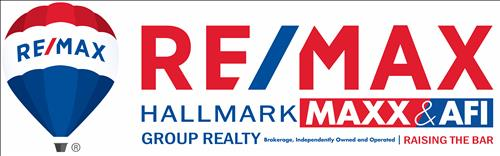 RE/MAX HALLMARK MAXX & AFI GROUP, BROKERAGE