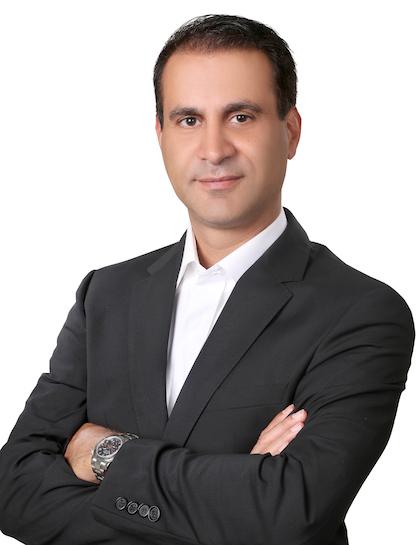 Reza Abolghassem