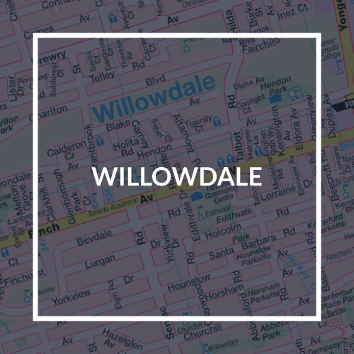 Willowdale properties