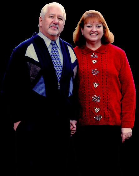 Diane & Bryan Lewis