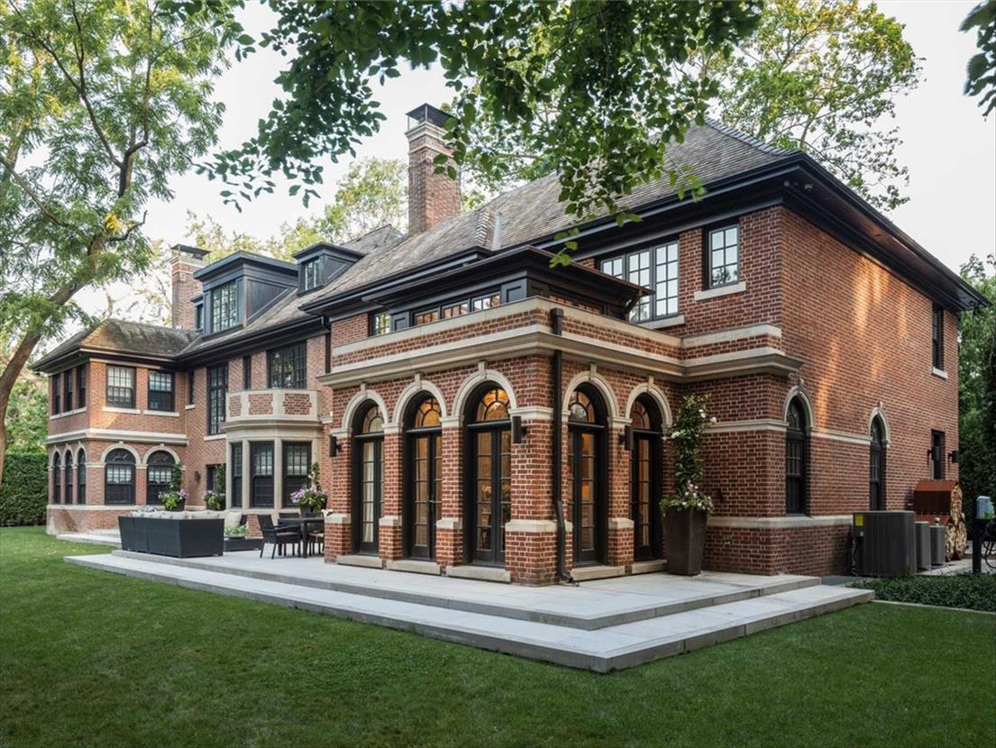 This Outrageous Thirteen Million Six Hundred Thousand Dollars Toronto Mansion For Sale Is Just Pure House Goals