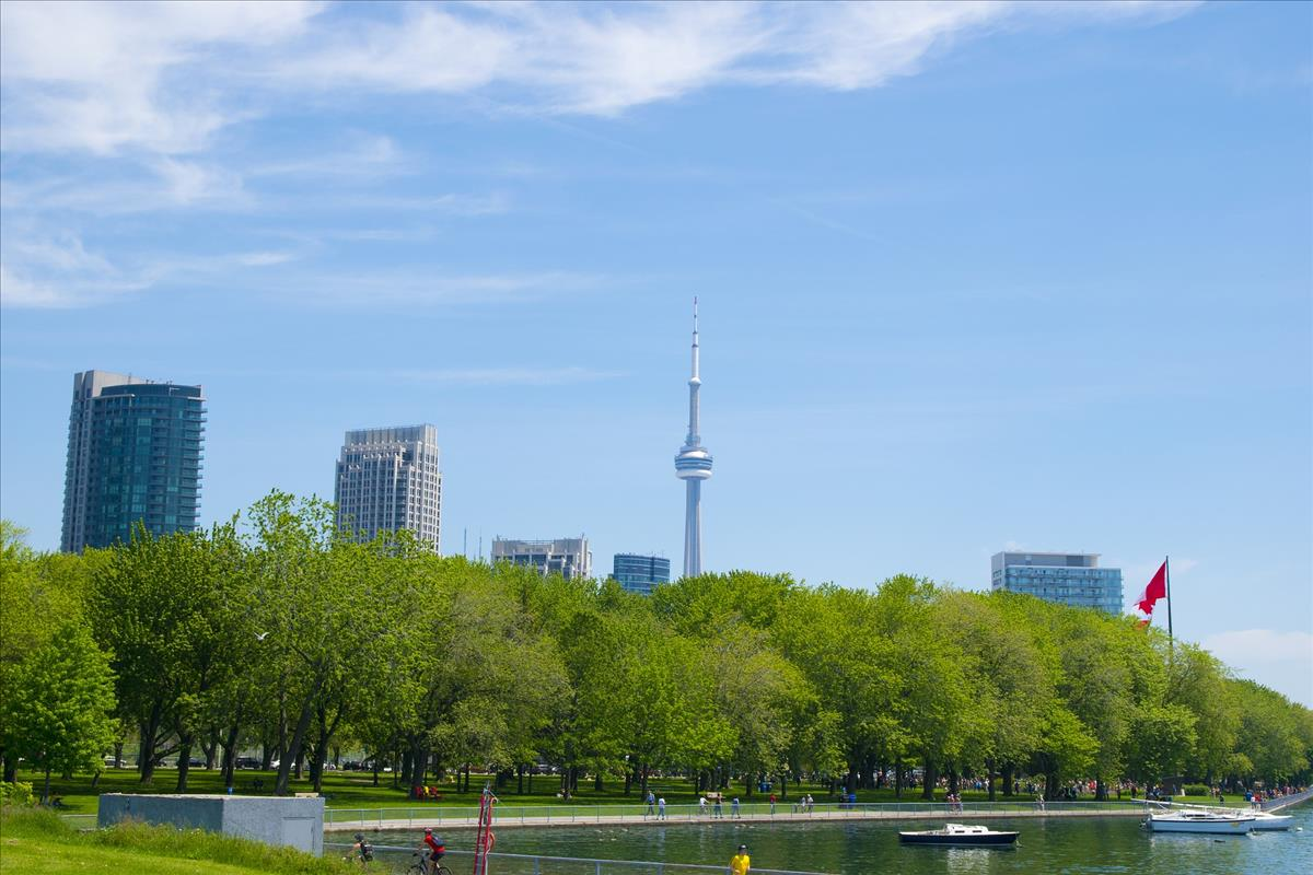 A waterfront Toronto neighbourhood you can afford