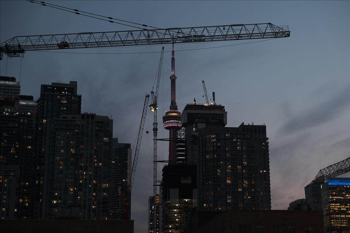 Rock stars of construction in high demand in Toronto North Americas fastest growing city