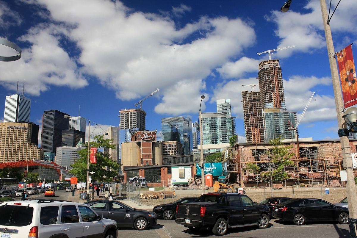 Toronto announces six new location for affordable housing projects