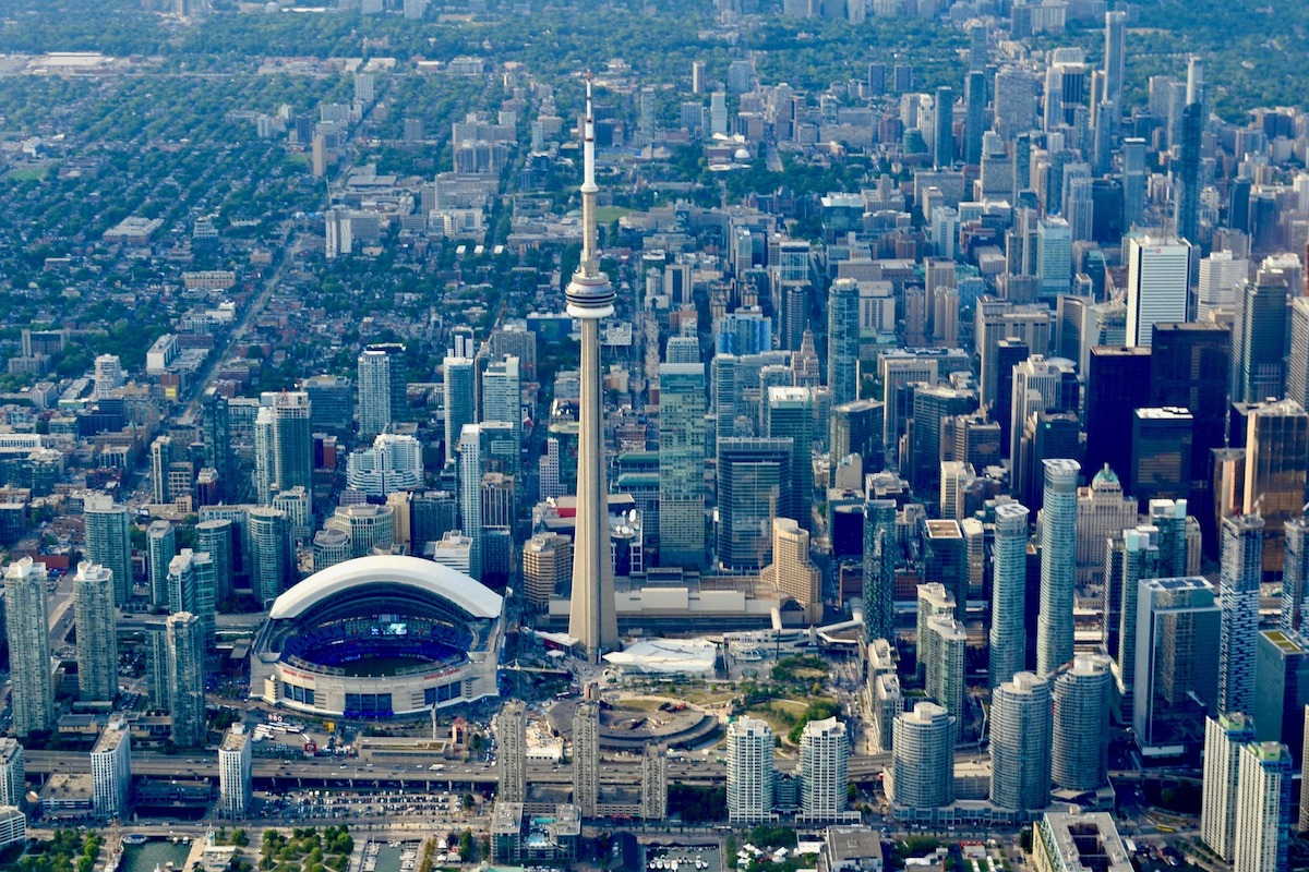Suburbs Boom Toronto Fizzles As World s Major Cities Witness A Pandemic Exodus