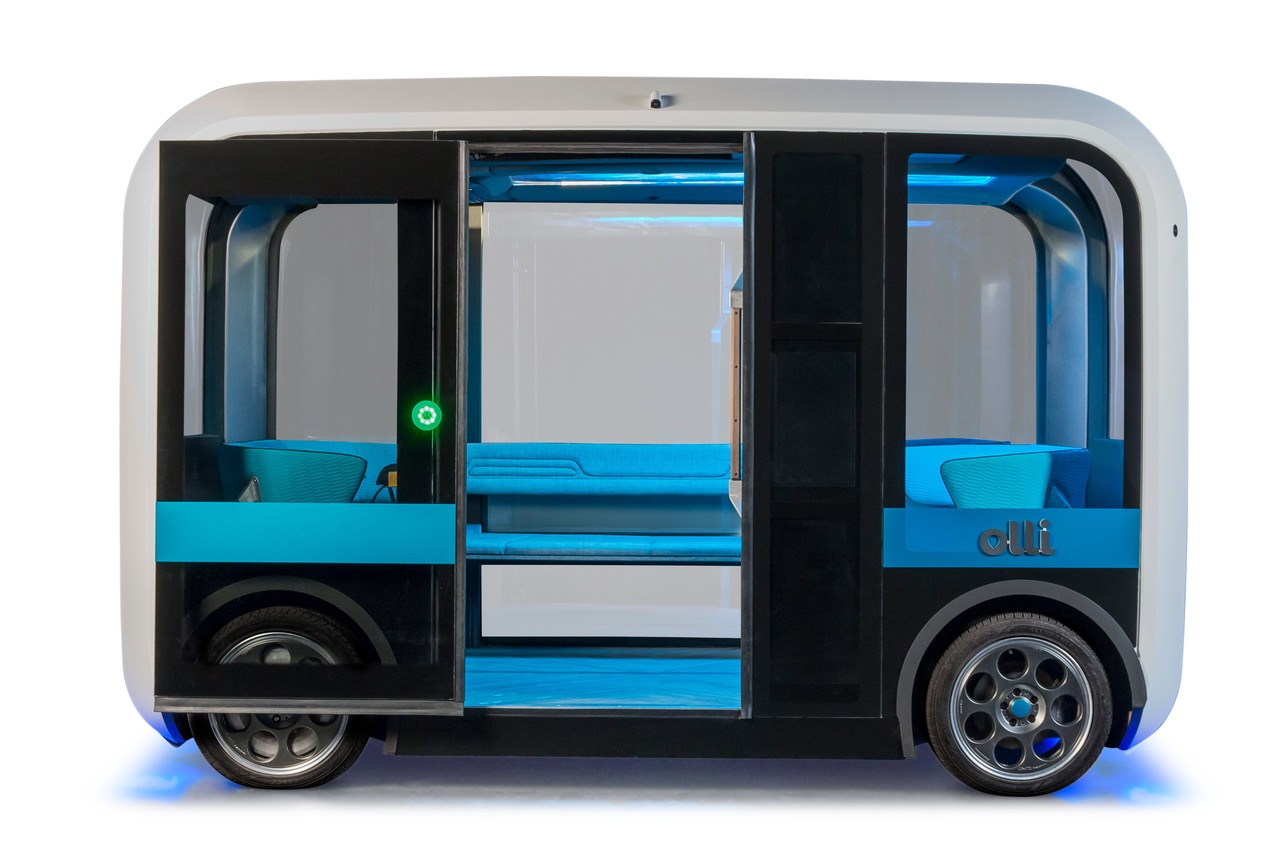 Toronto Is Getting Self Driving Shuttles To Make Your Commute Way Faster This Spring
