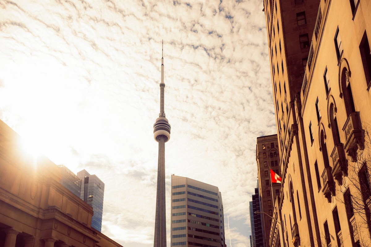 Toronto is drastically cutting office space as remote work could become permanent
