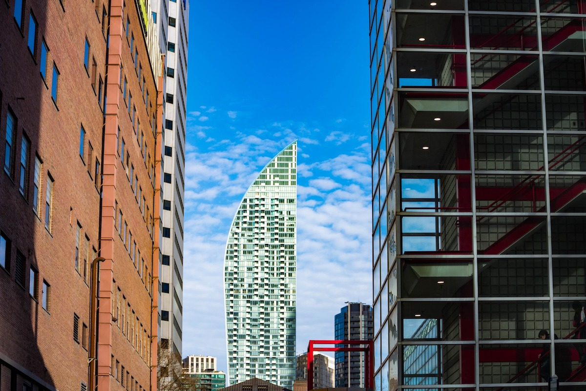 Rents are way down in Toronto compared with elsewhere in the GTA