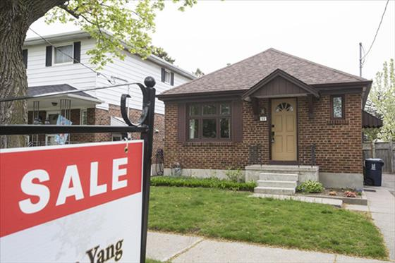 CREA slashes its 2018 home-sales forecast due to tighter mortgage regulations