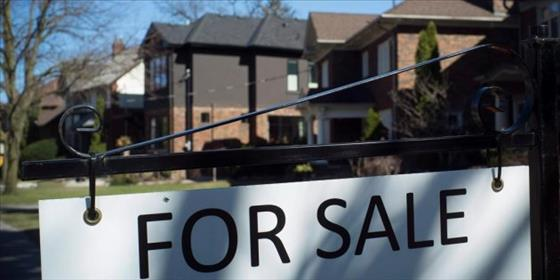 Toronto Real Estate Board Blames Government For 18% Drop In Sales