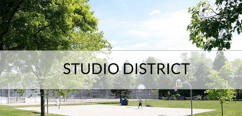 Studio district