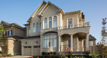 homes in vaughan