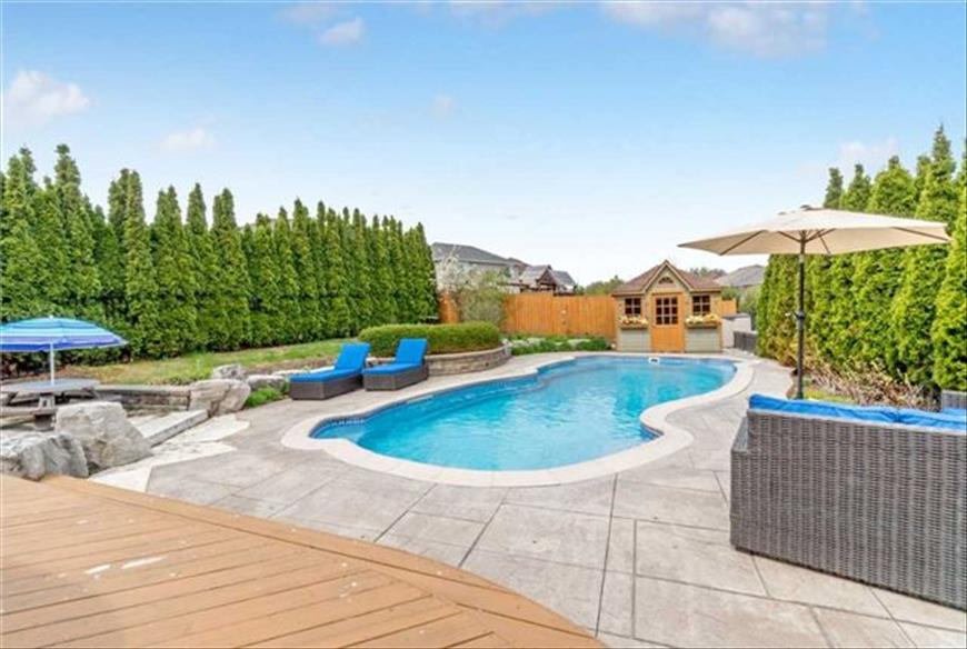 Great Homes With Inground Pools