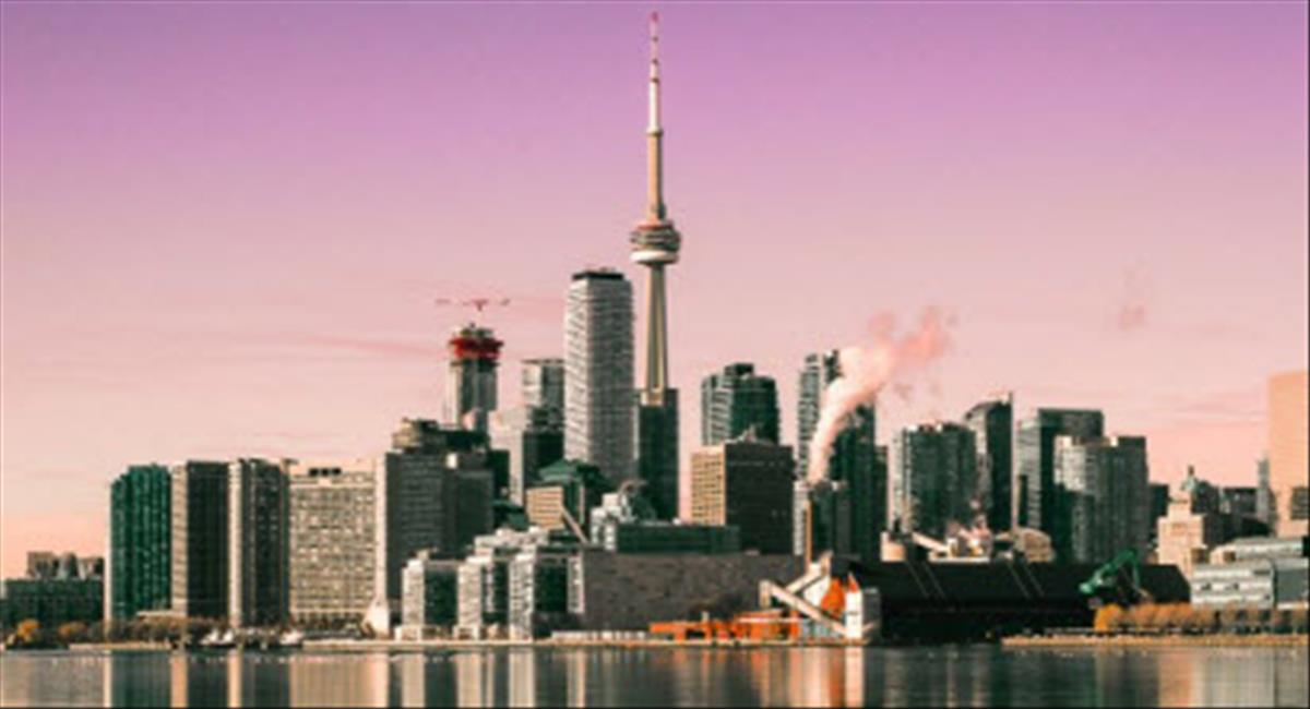 This Video Captures The Past Present And Future Of Toronto s Skyline
