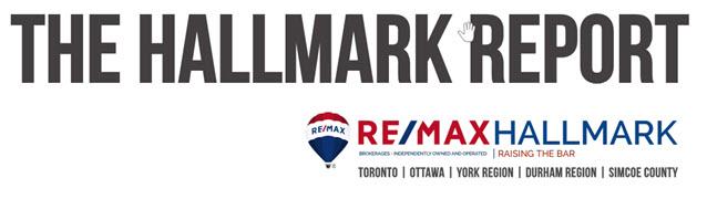 The REMAX HALLMARK Report 2021