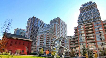Liberty Village - Niagara Toronto