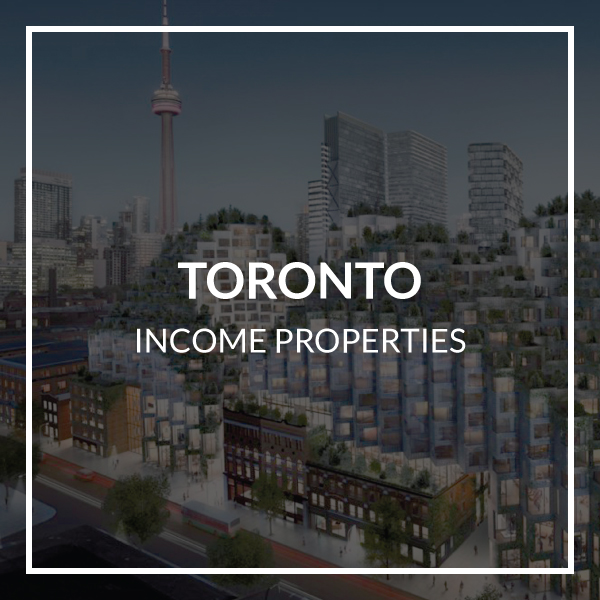 toronto income properties