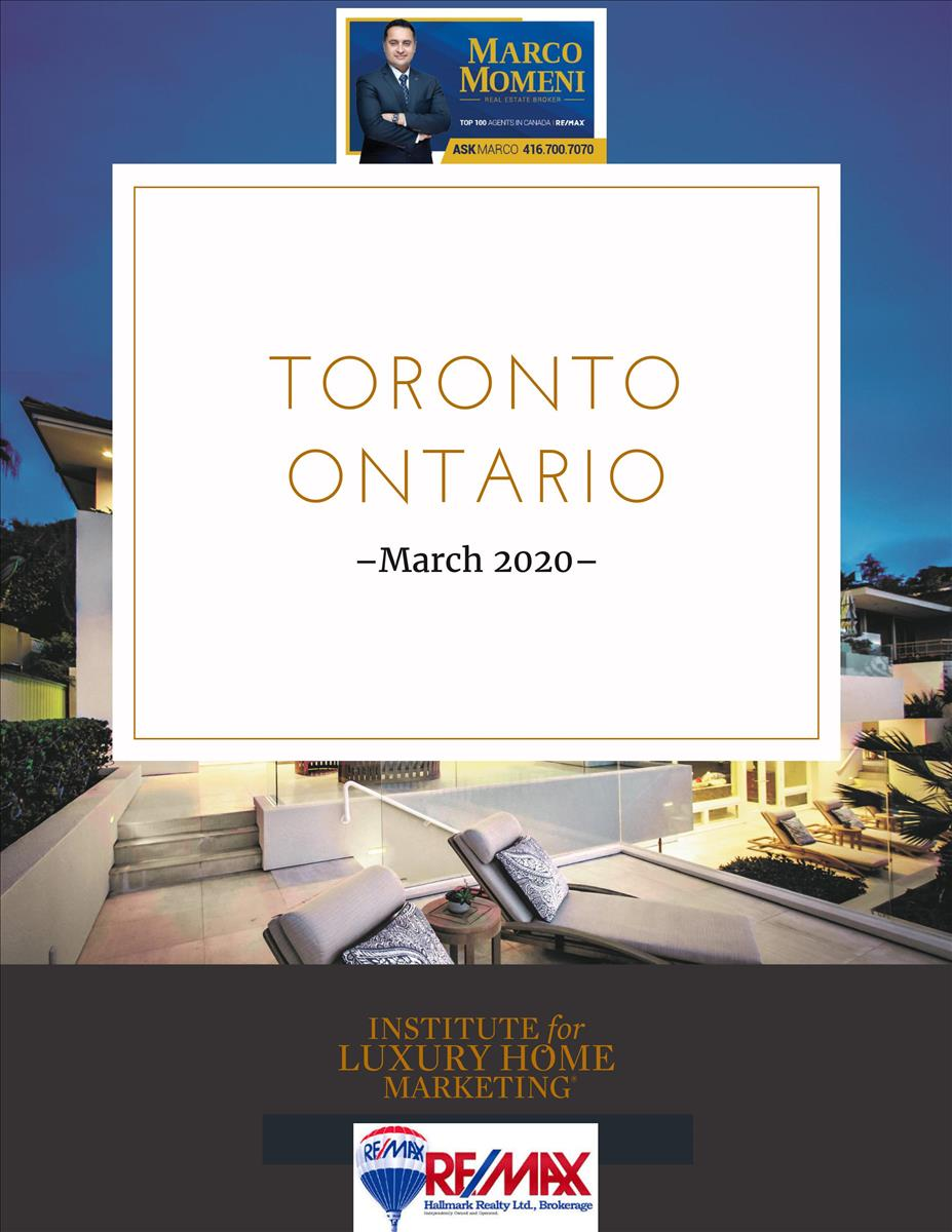 Ontario Luxury Property Market