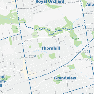 Thornhill properties