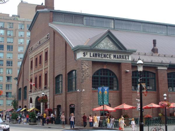 St. Lawrence Market condos