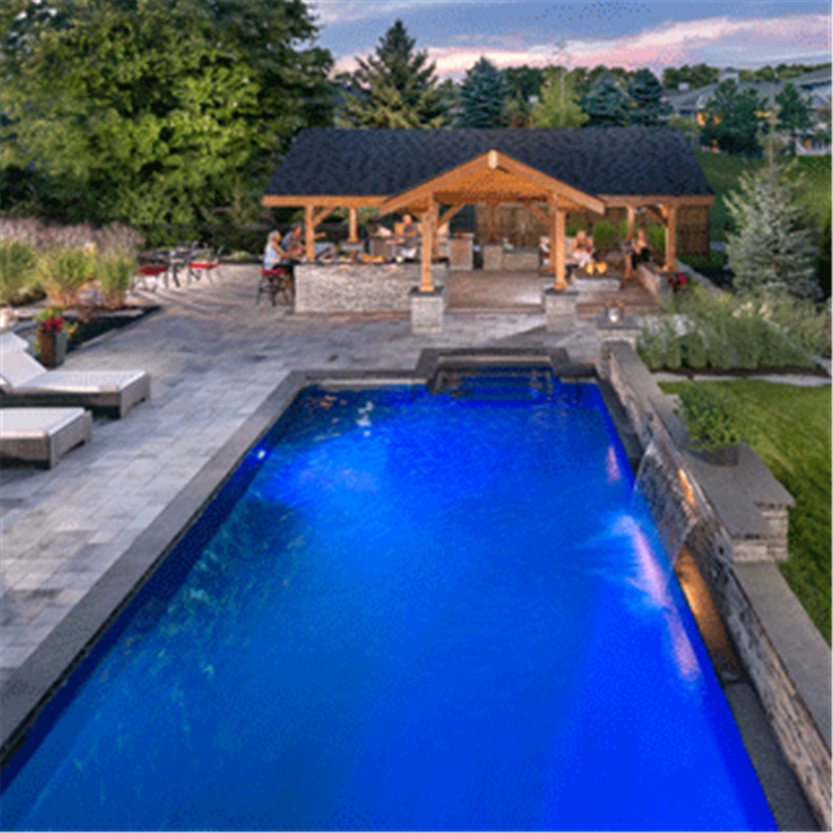 Are you thinking of installing a pool Here are some things to consider