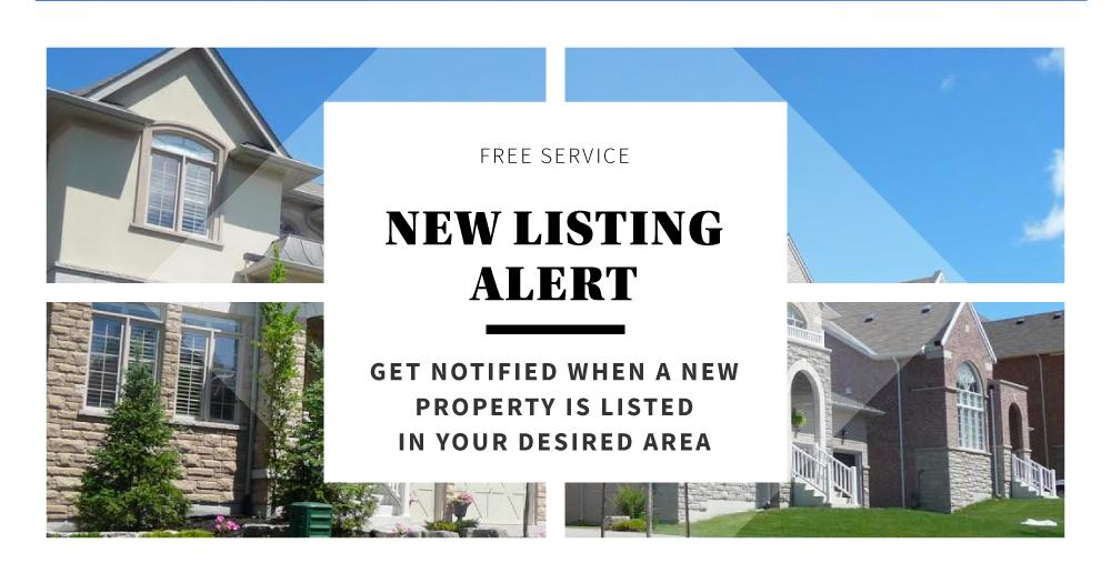 listing alert