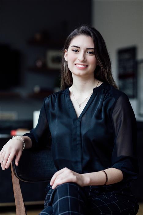 Caspianne Van Maris